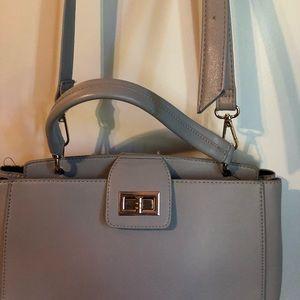 Forever 21 Bags - Gray hand or shoulder bag